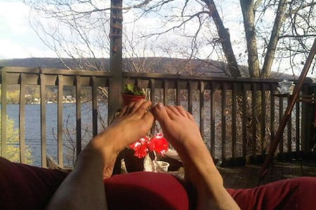 Spa & Outdoor Retreat with Shopping & Activities! - Greenwood Lake