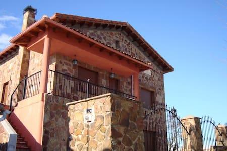 Casa Rural La Yedra (18+2 Plazas) - Palazuelos de la Sierra - Casa