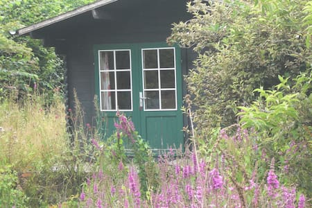 Cabin on smallholding - Herefordshire