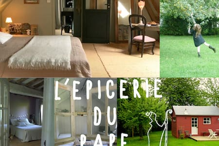 "l'épicerie du pape"" b&b"" - Bed & Breakfast"