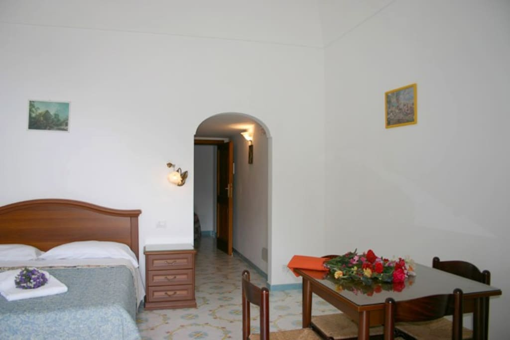 The other side of the double room of Cinzia apartment