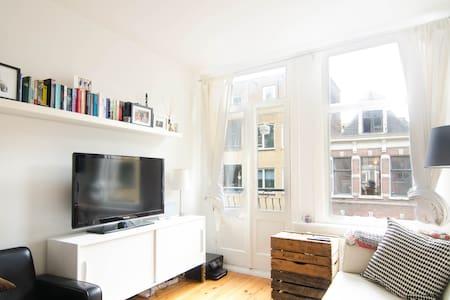 Charming and Cozy apartment@de Pijp
