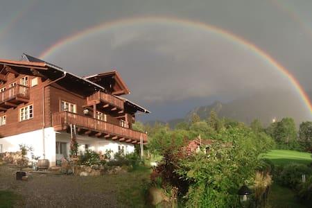 Apartment Am Kainzen - Oberammergau - Pis
