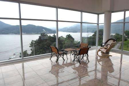 [The Best Lake View] Lake Terrace - Gapyeong-gun