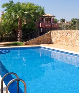 The sunny climate of Spain's Castilla-La Mancha hosts Villa Bahamas, an idyllic 3-bedroom getaway set just a short drive from the beach and attractions to please the whole family.