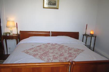 Beautiful quiet bedroom near Paris - Huoneisto