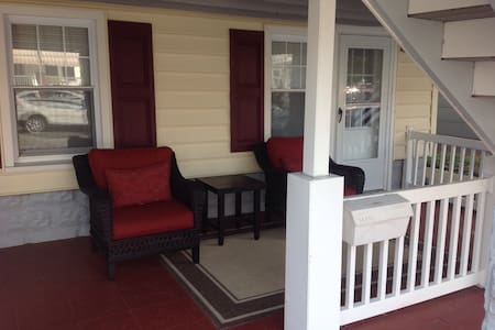 1BR cozy, sleeps 4, close to beach. - Lakás