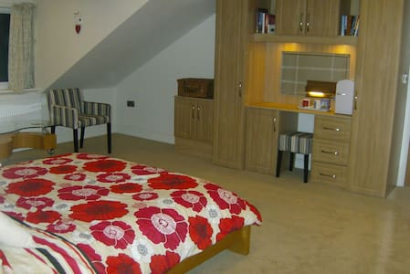 Large Family Room in Oswestry town - Bed & Breakfast