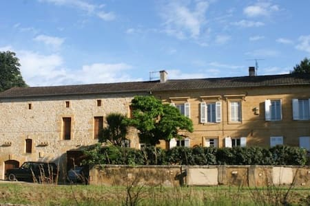 Large Traditional French Farmhouse - Lalinde - Ev