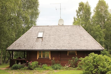Cozy sauna near Tallinn - Chatka