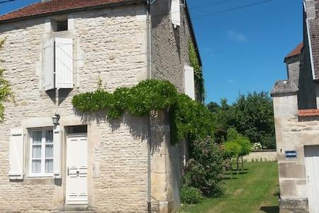 Cottage for 4 in rural France - Aubepierre-sur-Aube