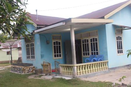 Kelayang Wisata - Kabupaten Belitung - Inap sarapan