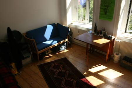 cozy and light room in Nørrebro