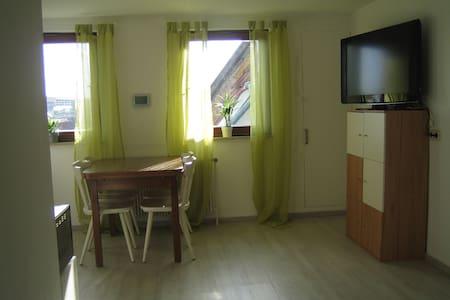 Attic Apartment Wohnung im Dach - Flat
