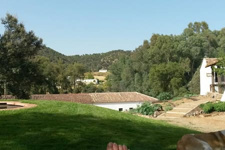 Andalusian Cozy Country House Arel - House