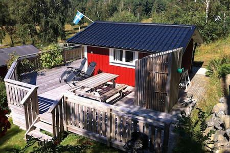 Toppstugan - Falkenberg S - Cabin