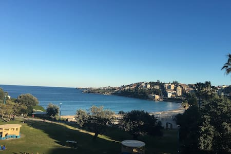 Beachfront Coogee Beach - Lejlighed
