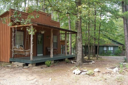 Romantic Get Away for Two Cabin - Mount Ida - Cabin