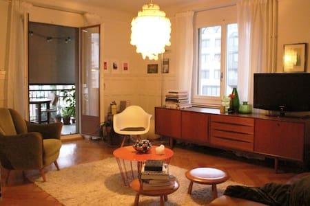 big room in nice flat