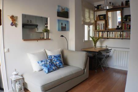 COZY TERRACE RETIRO PARK + WIFI - Apartment