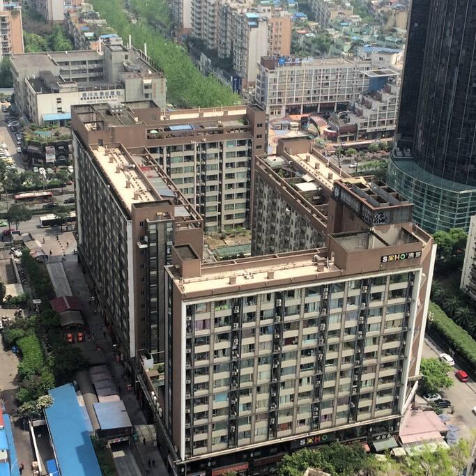 SOHO Building SOHO沸城