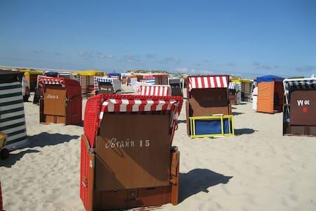 Ferienwohnung Strandstr.41 - Appartement