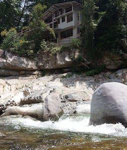 Jungle River House - La Ceiba - House