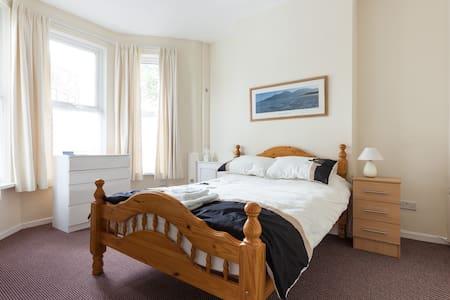 Double room, Belfast City centre 1 - Belfast - Bed & Breakfast