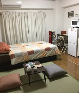 New-Clean near HeianShrine &bustop - Appartement