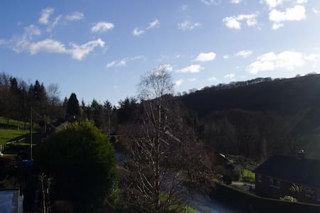 Room with view in Family Home - Glan-y-nant - Bed & Breakfast
