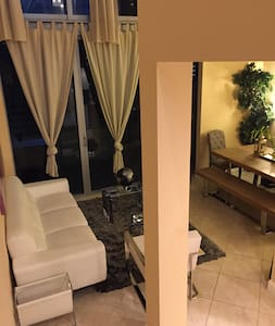 Two-Story 1BR/2BTH Luxury Apartment in Brickell - Appartement en résidence