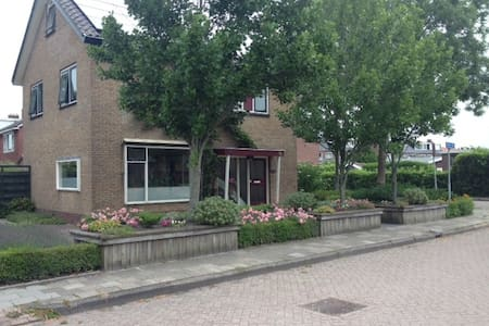 B&B in te centre of Friesland - Szoba reggelivel