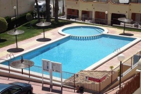 2 bed townhouse in villamartin - Haus