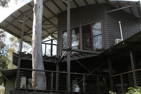 One of Fraser Island's best houses - House