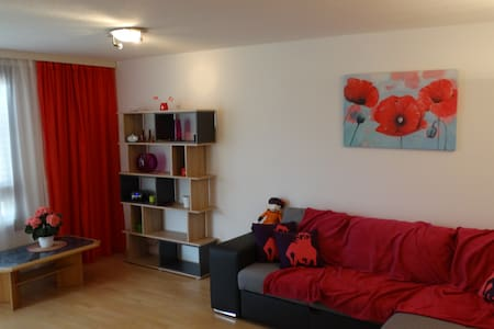 Beautiful apartment near Lucerne - Wohnung