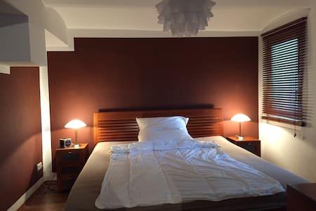 2-Zimmer Einliegerwhg in Jugendstil - Hofheim am Taunus - Casa