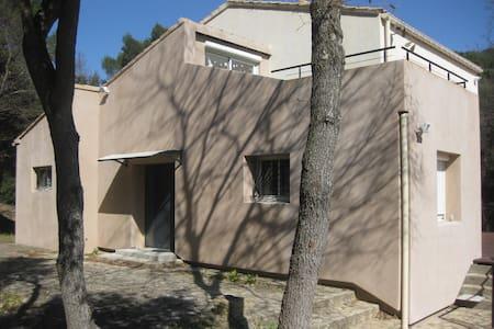 Maison moderne secteur boisé ~260m² - Casa