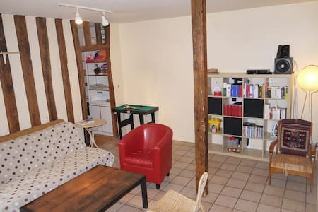 Large central flat in Paris 10