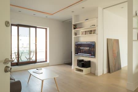 Minimalist apartment in city centre