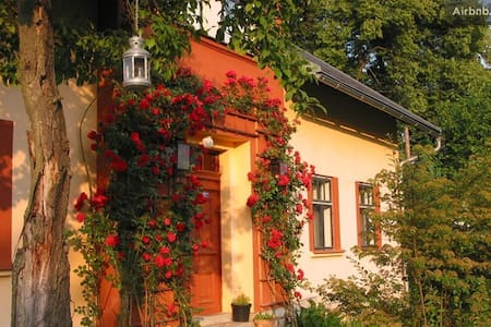 Romantic stay on Czech Countryside