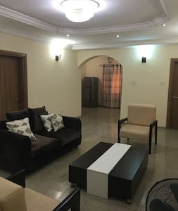 Clean and modern bedroom in Ikoyi - Wohnung