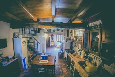 Casa Alta Piedra - Rumah