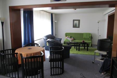 Mittendrin: Natur+ Industriekultur - Moers - Apartment