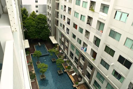 Apartment with Pool & WiFi near MTR - Wohnung