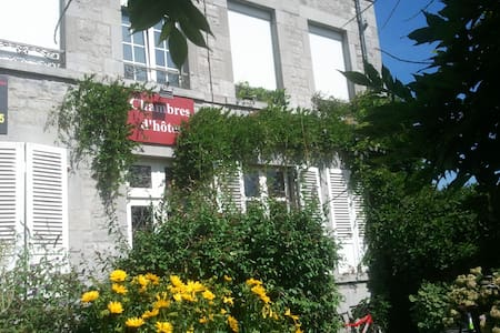 Spacieuses chambres d'hôte  - Revin - Bed & Breakfast