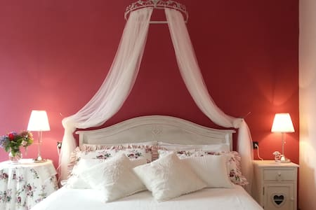 Shabby Chic Double Room Como Lugano - Pellio Intelvi