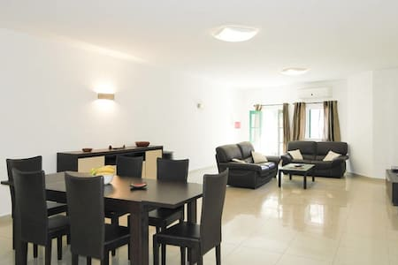 Modern central apartment in Sliema