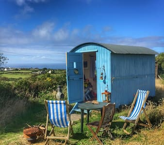 Unique St. Ives Shepherd Hut - St. Ives