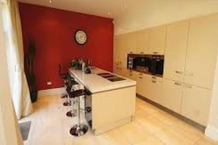 Spacious family house, Bournemouth - Bournemouth