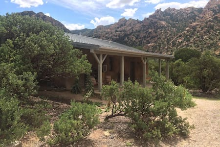 Cochise Stronghold Agave Suite - Erdhaus